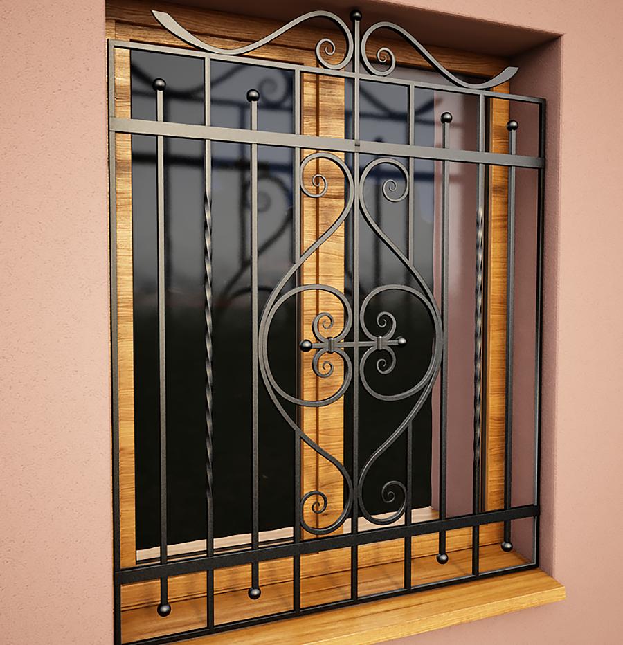 Картинки декоративные решетки на окна